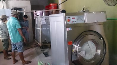 máy giặt công nghiệp 55kg
