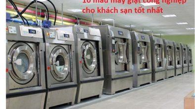 Máy giặt công nghiệp 15kg