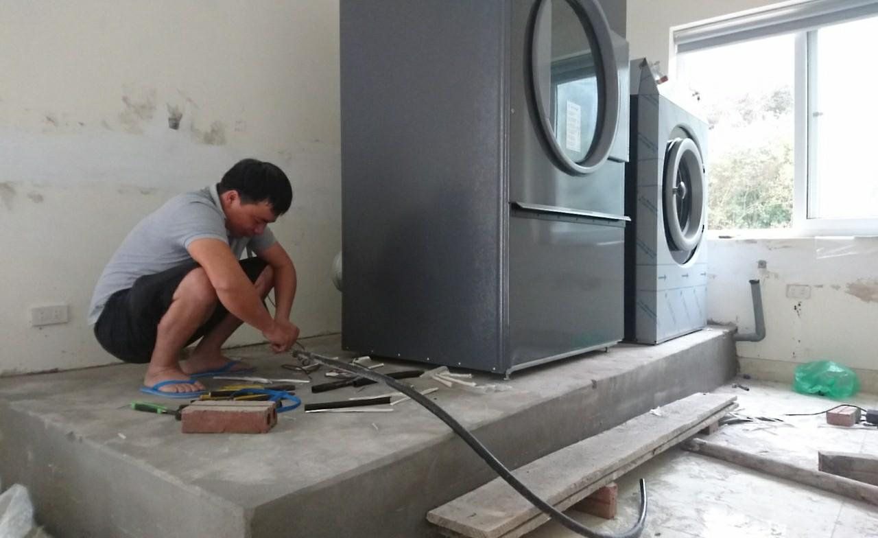 Mua máy giặt công nghiệp loại nào