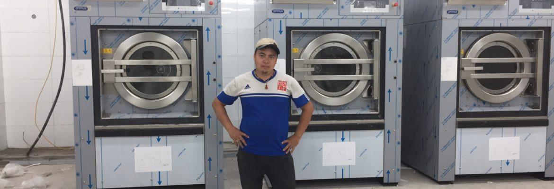 máy giặt công nghiệp cũ tphcm