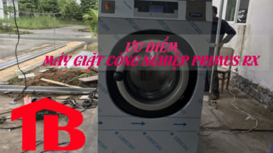 ưu điểm của máy giặt công nghiệp Primus RX