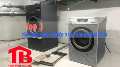 Top 3 máy giặt công nghiệp 35kg tốt nhất