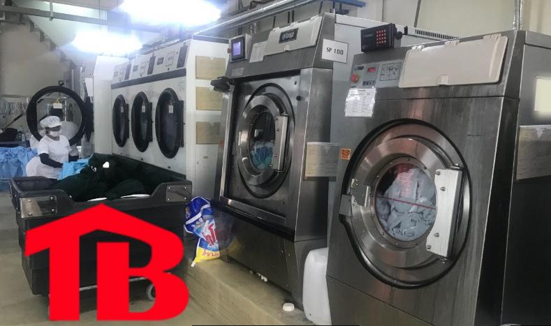 hãng máy giặt công nghiệp Image