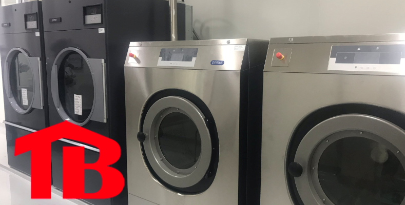hãng máy giặt công nghiệp