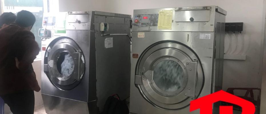 máy giặt công nghiệp là gì