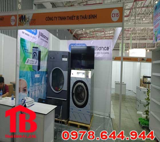 Máy giặt sấy khô không cần phơi giá bao nhiêu ?