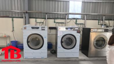 Mua máy giặt công nghiệp mới